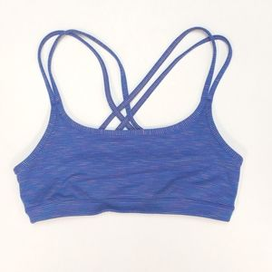 Athleta Space Dye Full Focus Sports Bra